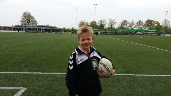 Pupil van de week - Julien Visscher